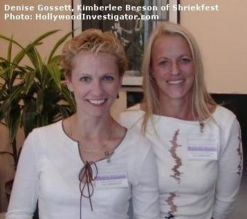 Horror Films Haunt Shriekfest 2003
